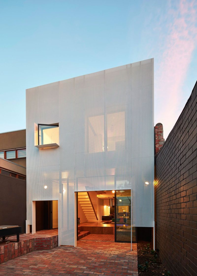 Playful Family Home With A Lightwell At Its Center