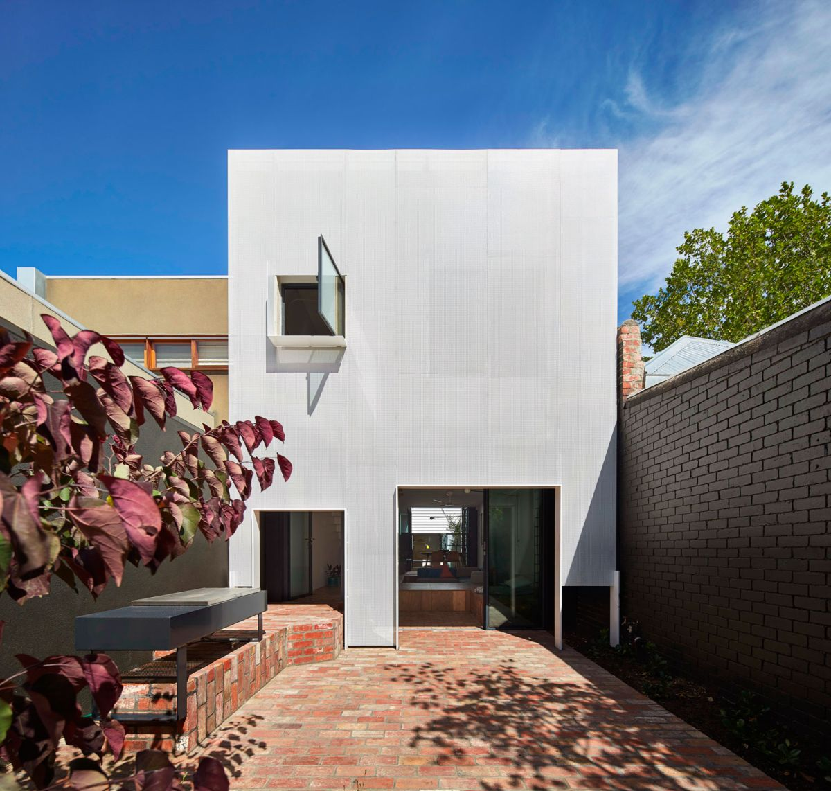 Playful Family Home With A Lightwell At Its Center Pictures
