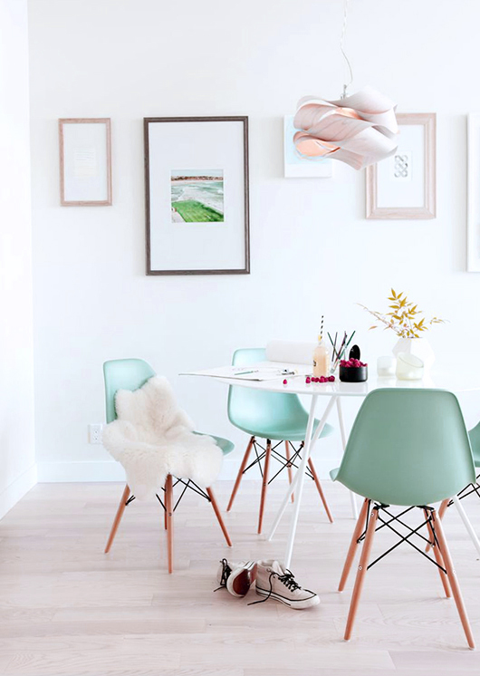 How To Green Your Home 40 beautiful pieces of mint green home decor