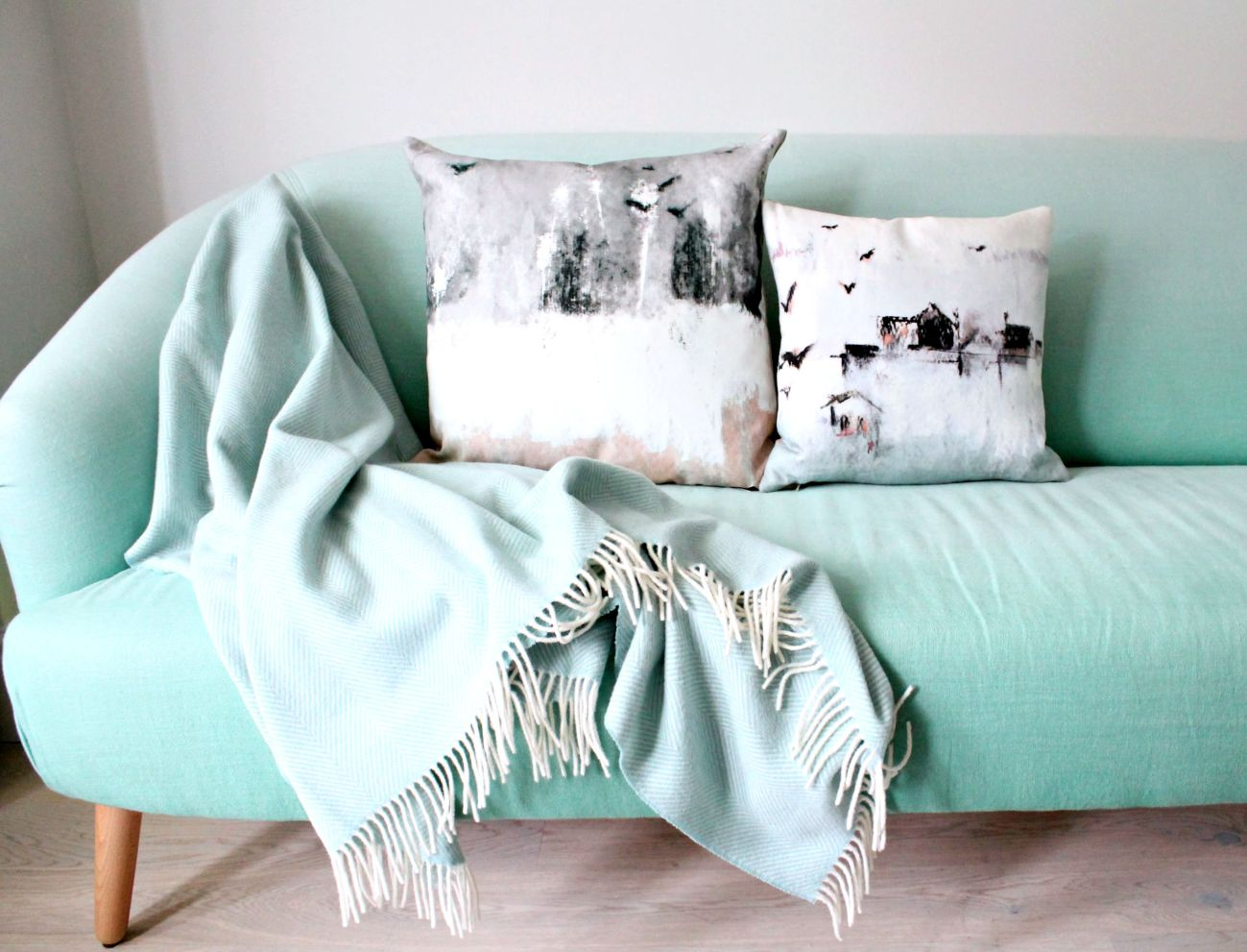 Mint Sweet Sofa design