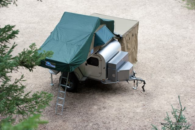 Moby1 expedition trailers camp