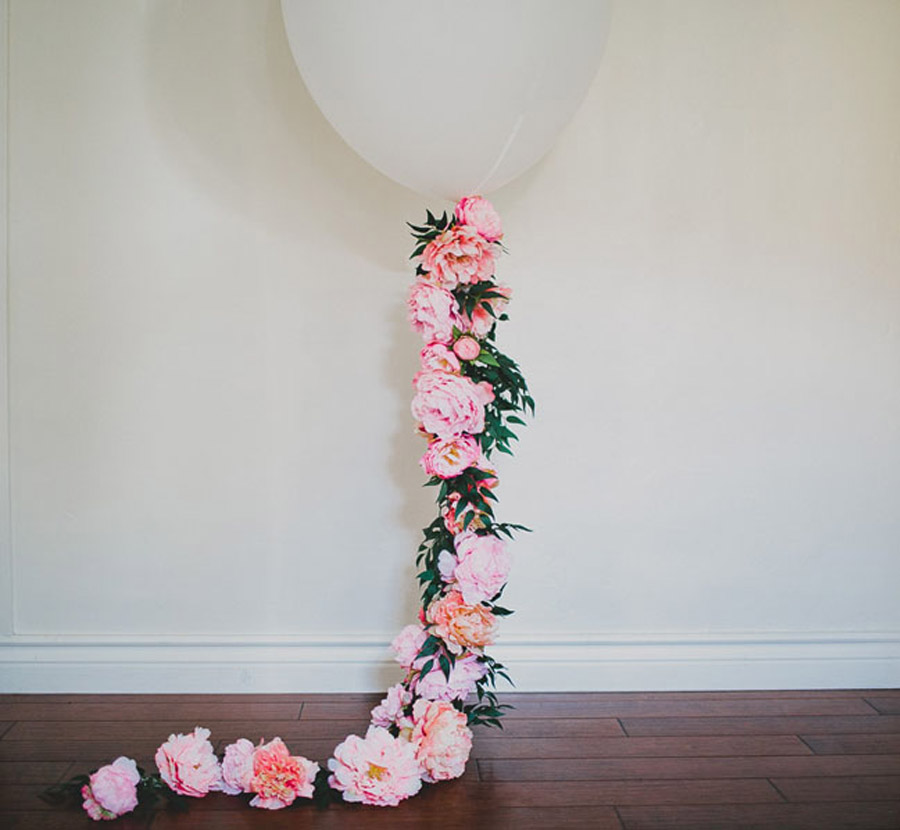 Mothers Day Floral Balloons