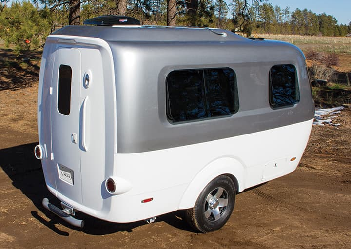 Small Campers With Bathroom | 15 Small Camper Trailers With Which To Enjoy The Outdoors