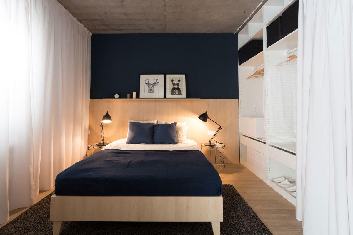 No.3 apartment bedroom closet