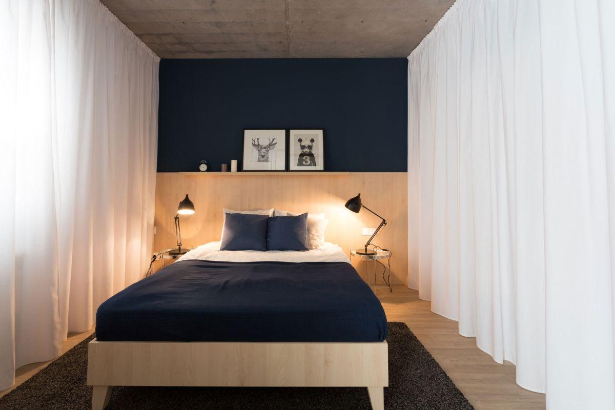 No.3 apartment bedroom colors