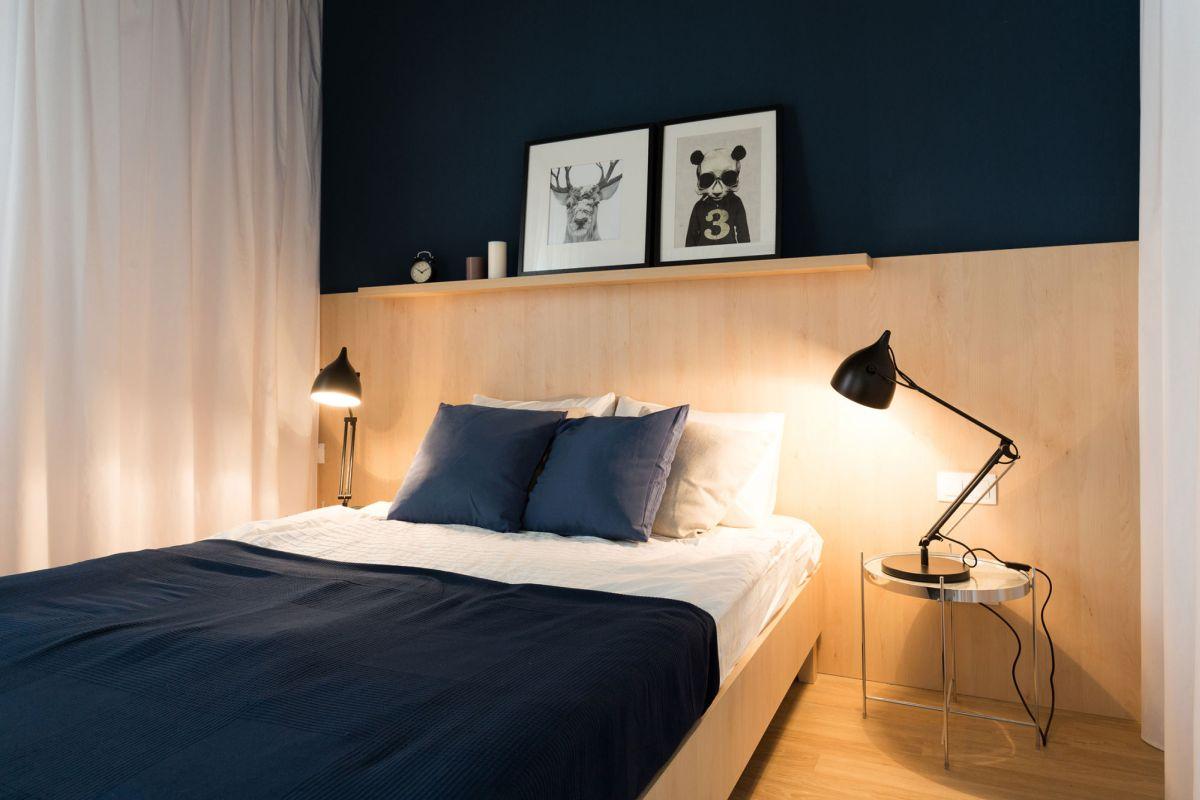 No.3 apartment bedroom lamps