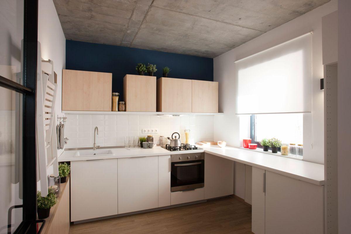 No.3 apartment kitchen interior