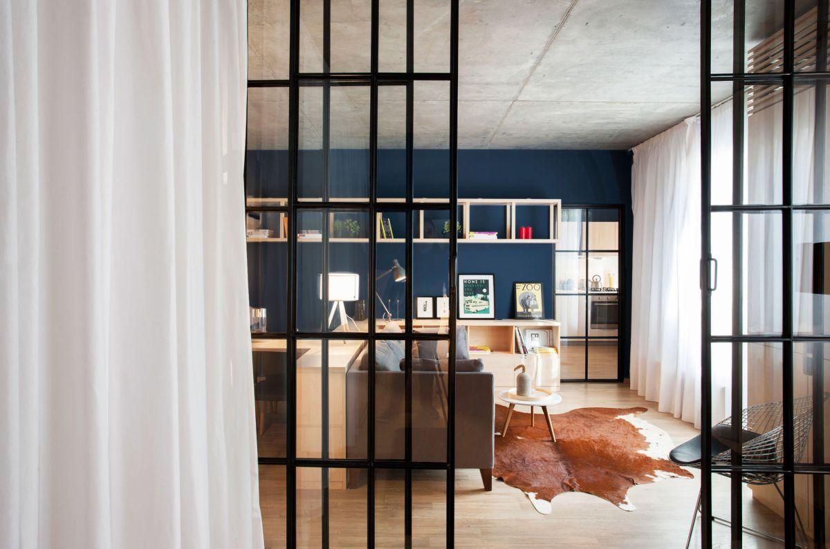 No.3 apartment living area