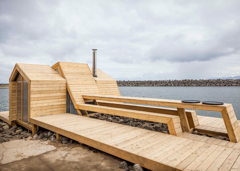 Oslo School of Architecture and Design Sauna