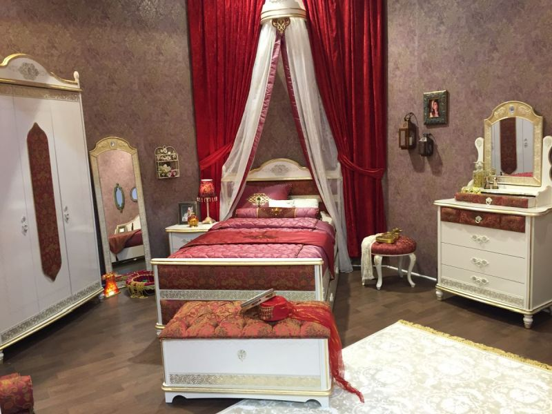 Royal Princess Bedroom Design