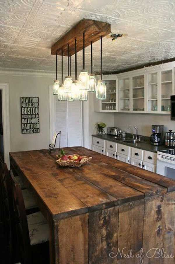 Kitchen With Island Images these 20 stylish kitchen island designs will have you swooning!
