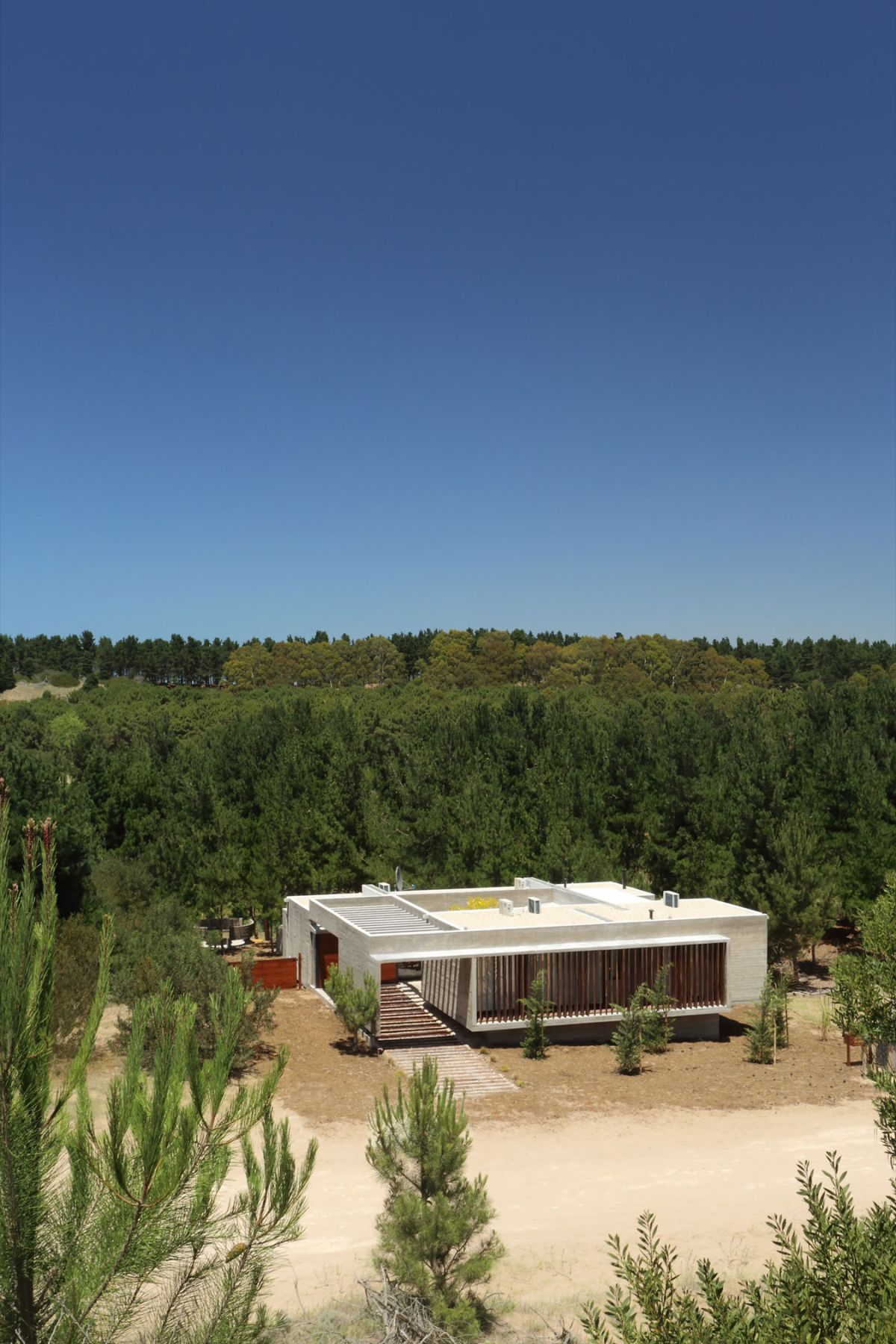 S & S House in Argentina close to the forest