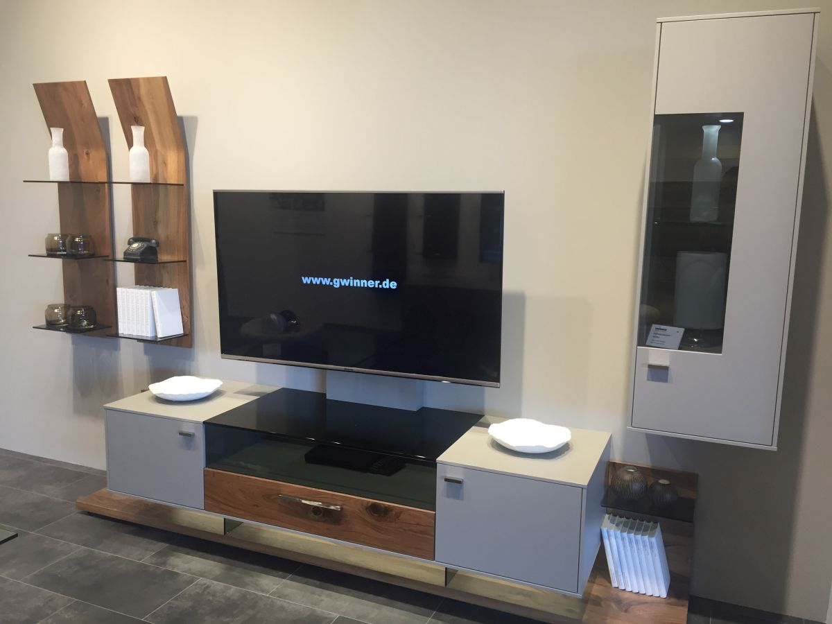 Simple and chic media system