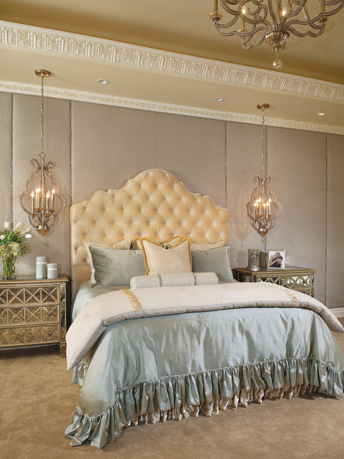 Smooth butter headboard