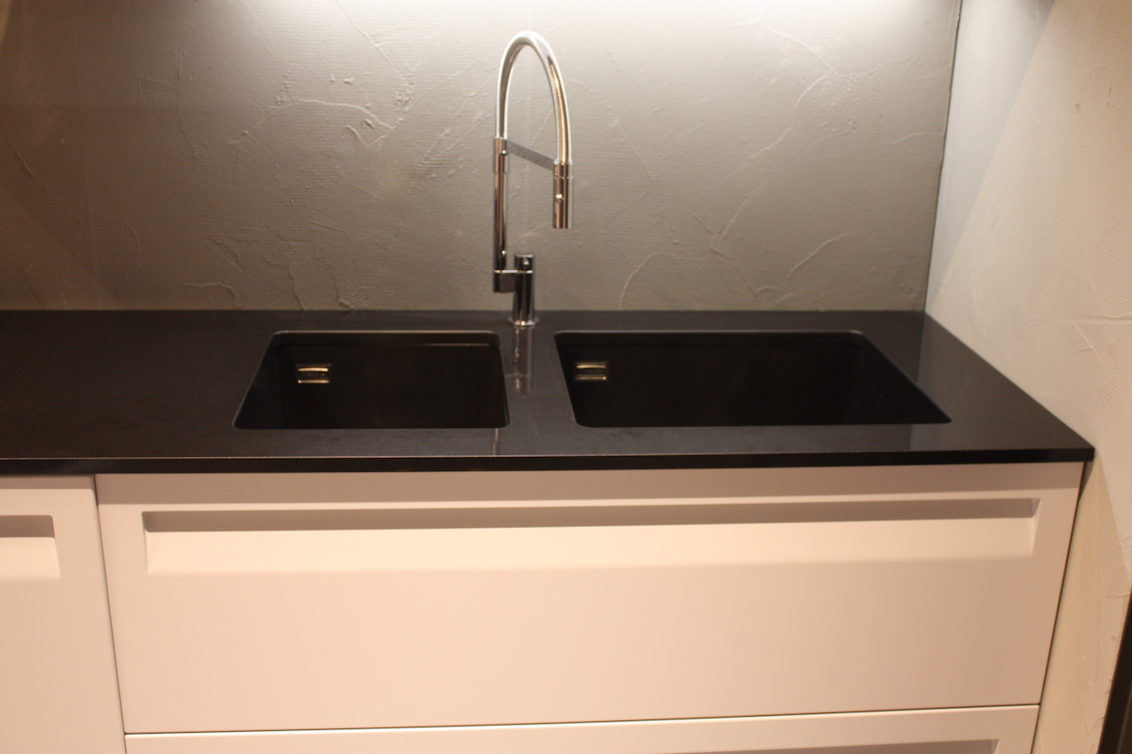 Stosa double size sink