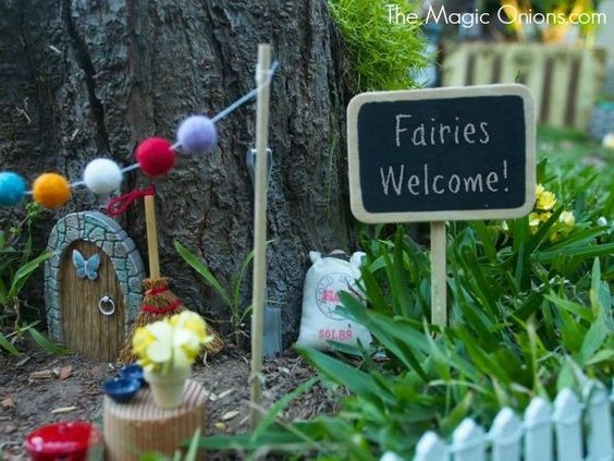 Fairy Garden Ideas For Kids 13 tips to create a fairy garden your kids will love