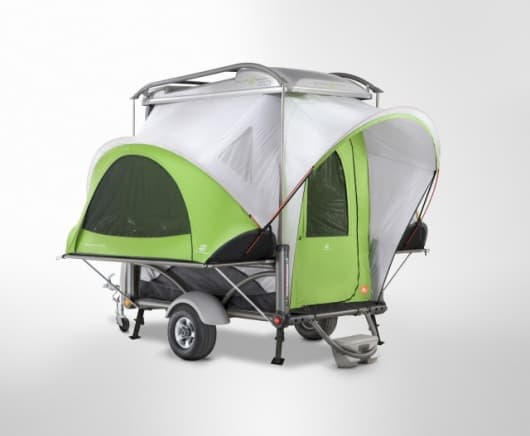 Sylvan Sports GO multi-mode trailer