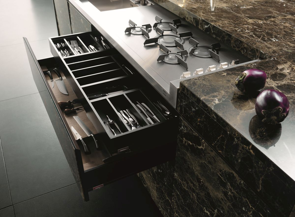 Toncelli Essential unit drawers