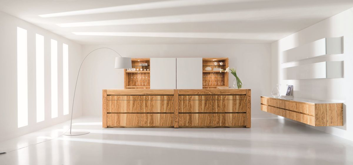 Toncelli Essential unit wood design