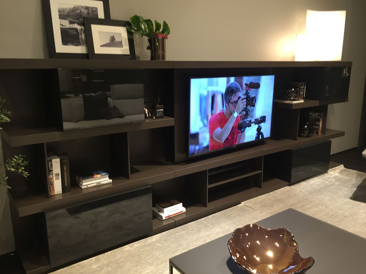 room console products wynmoor go tv black consoles to contemporary rooms entertainment home living