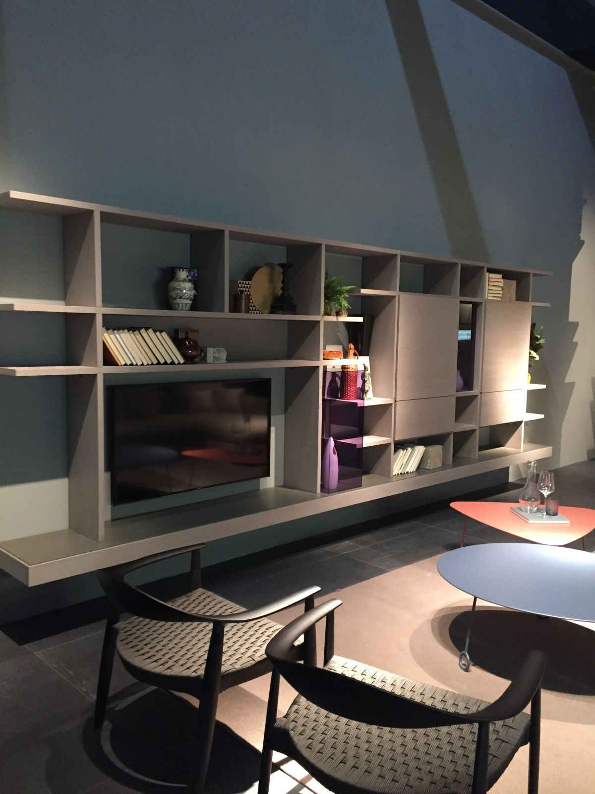 Modern Wall Unit Designs Gone Beyond The Obvious Part 96