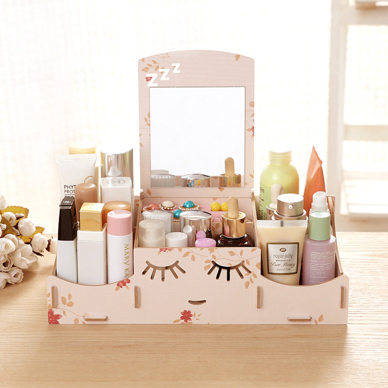 39 Makeup Storage Ideas That Will Have Both The Bathroom