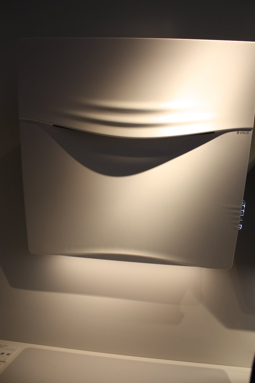 elica ripple flat hood
