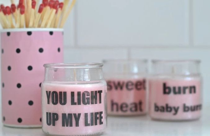 scent candle