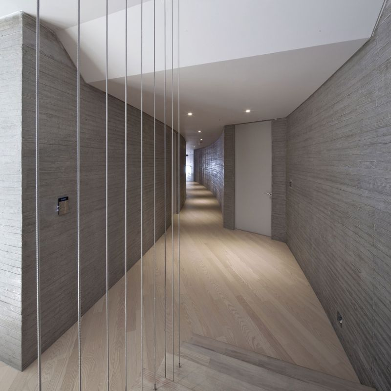 AAWH Residence hallway