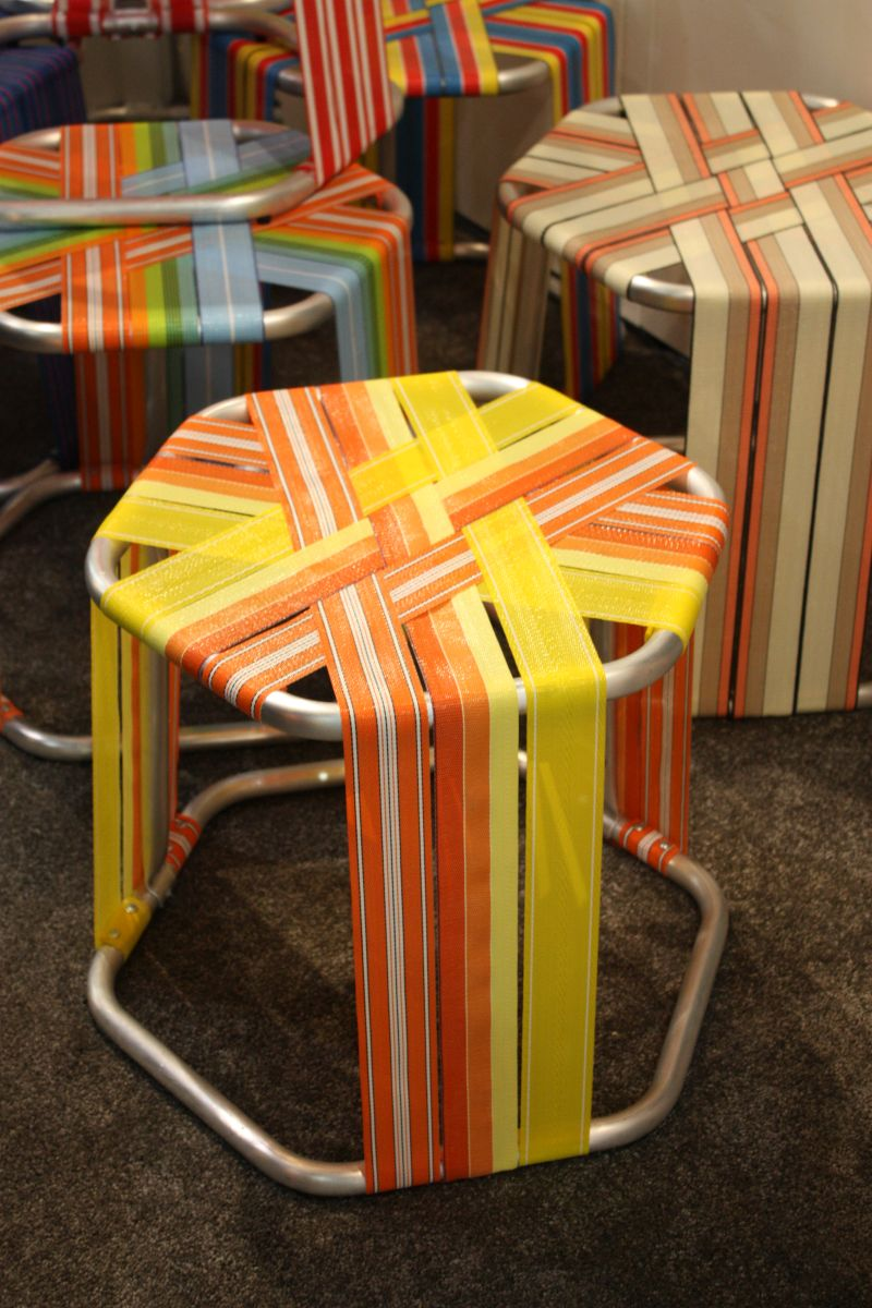 Analogous colors for stools