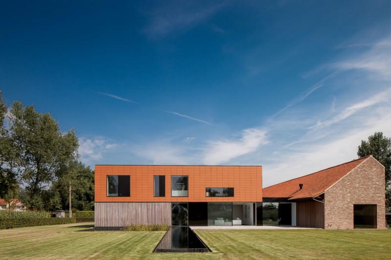 Belgium Barn Design