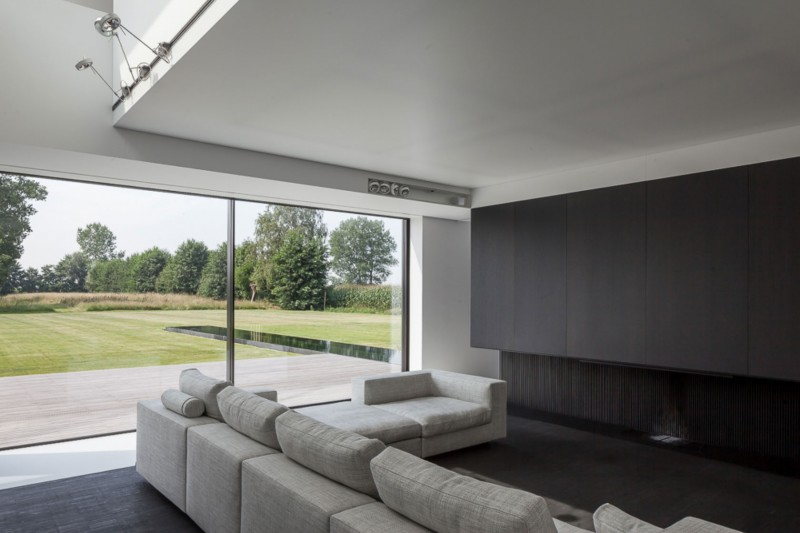 Belgium Living room