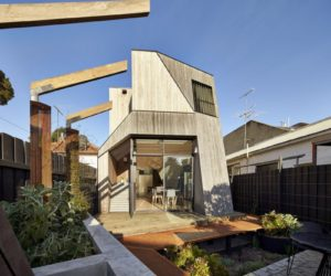 ... Victorian House Refurbished And Extended Into Sculptural Home