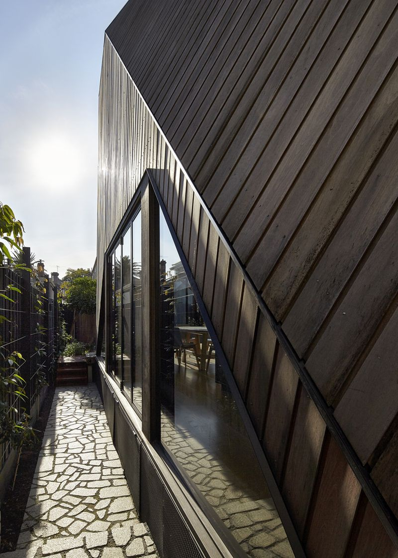 Victorian House Refurbished And Extended Into Sculptural Home