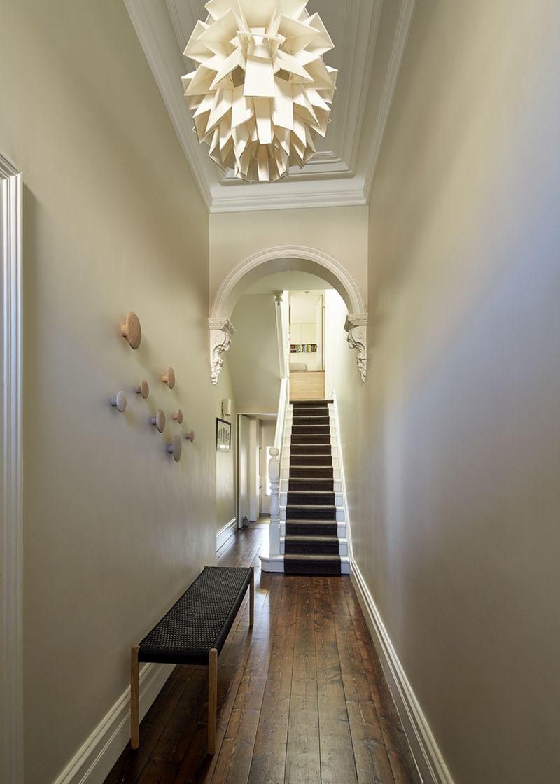 Bower House victorian hallway