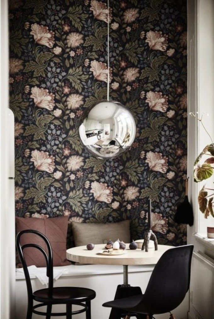 Breakfast nook wallpaper1