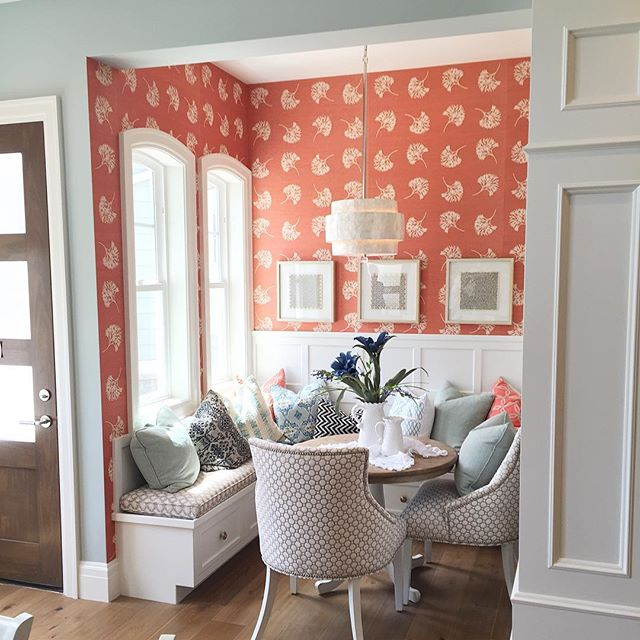 Breakfast nook wallpaper2