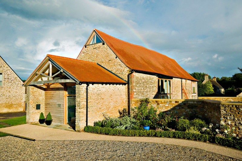 Modern Homes That Used To Be Rustic Old Barns