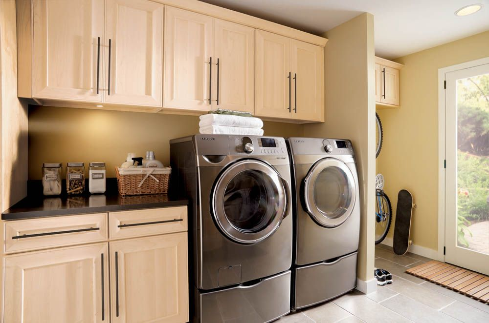 Laundry Room Cabinet Ideas 40 laundry room cabinets to make this house chore so much easier