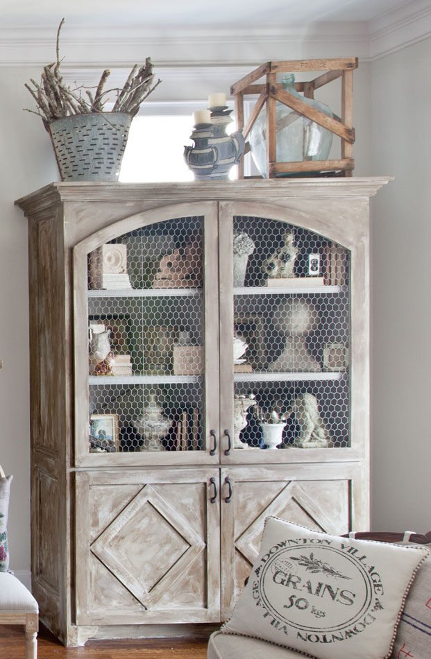 Tips And Tricks For Styling Your China Cabinet