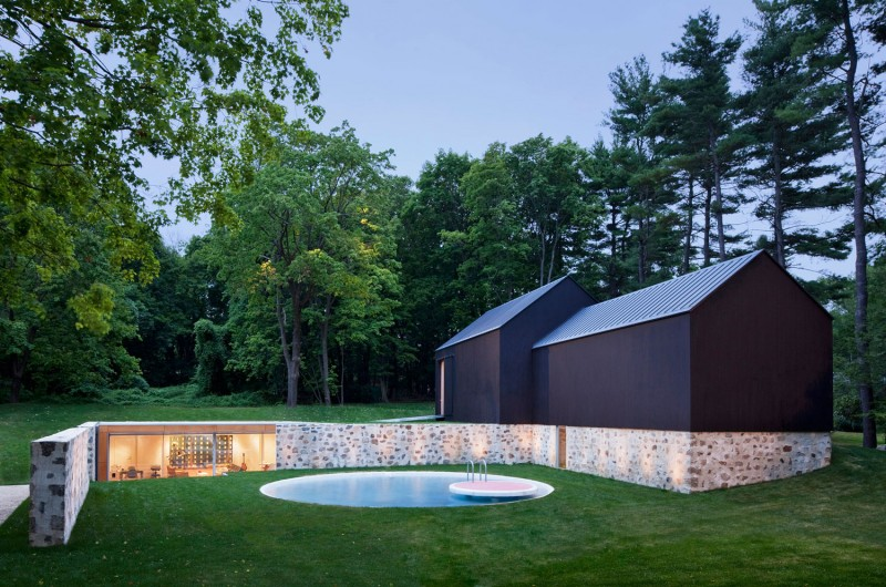 Country estate makeover design exterior
