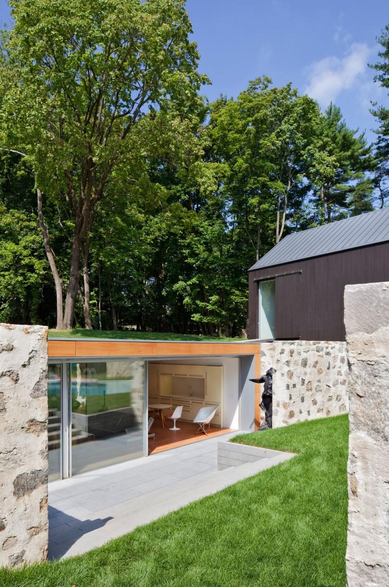 Country estate makeover design interior