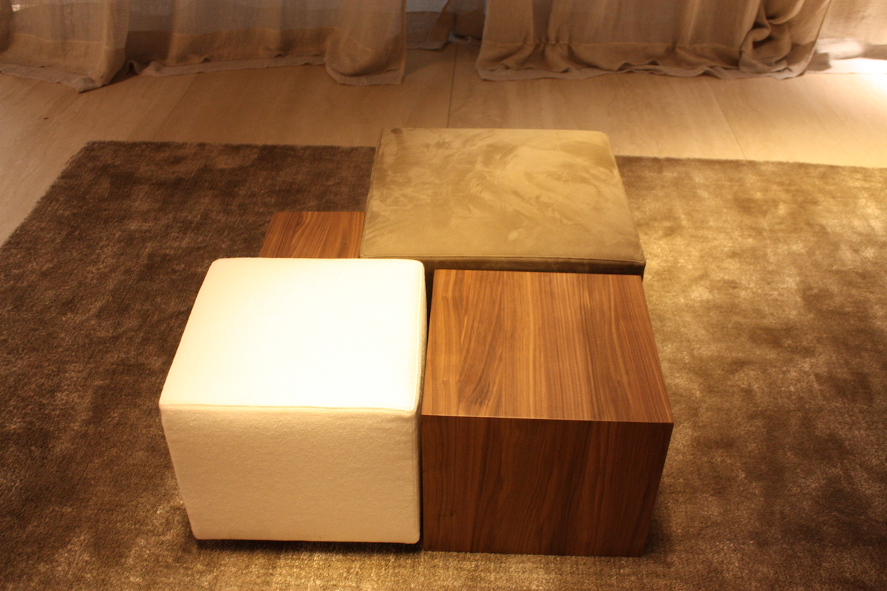if you like the concept of mixed styles and materials but your living space isns - Small Scale Coffee Tables