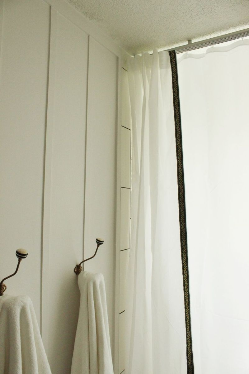 DIY Simple Custom Curtains