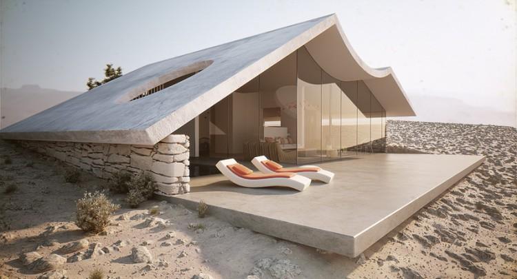 Desert Villa by Studio Aiko