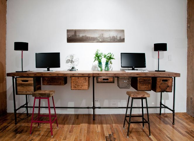Stylish Desk stylish desks with industrial designs and elegant details