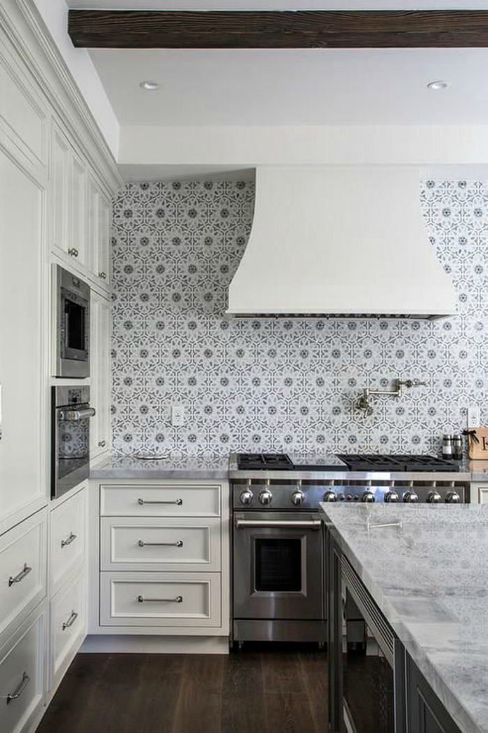 Fun Backsplash Patterns Your Kitchen Needs