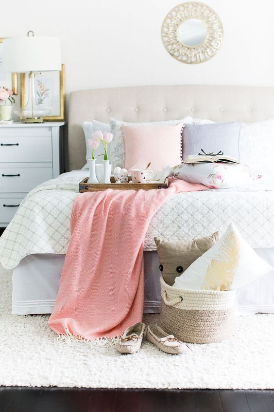 Girlish Pairings Bedroom
