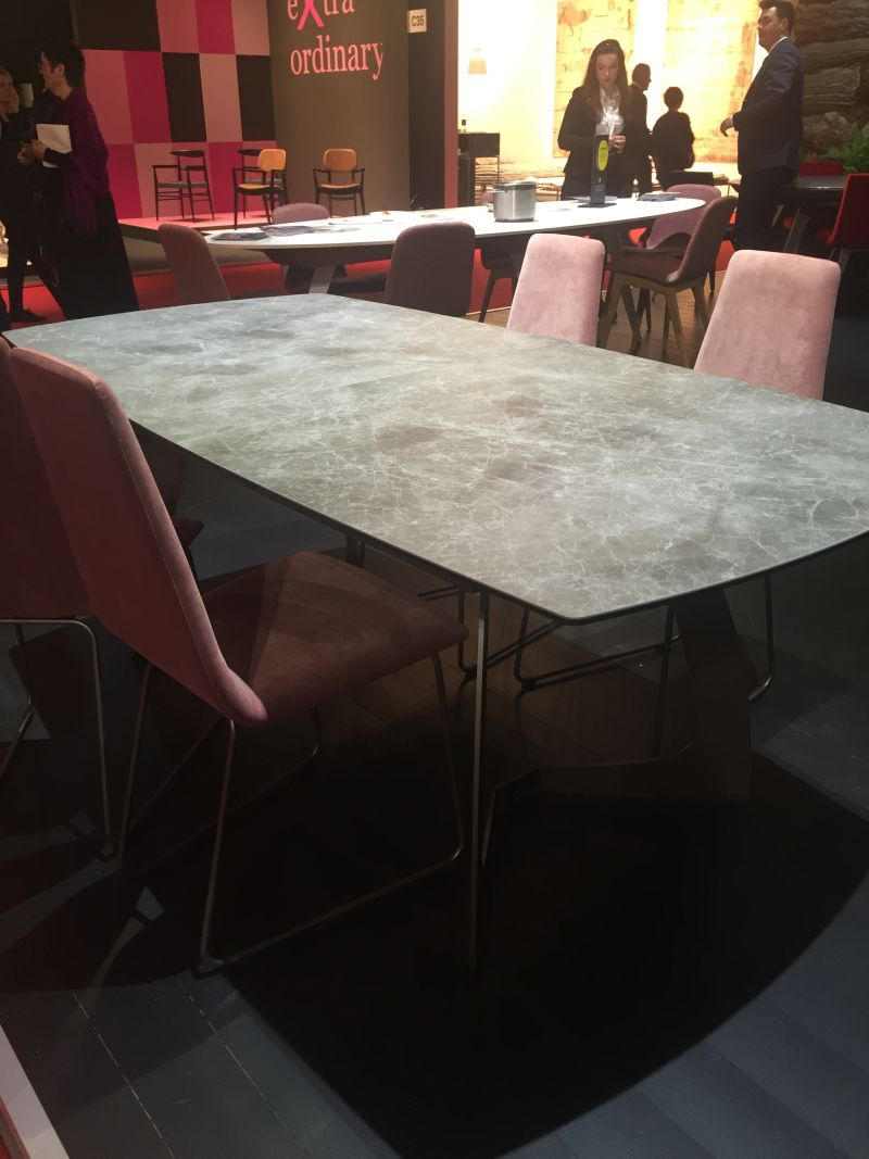 ... Grey Marble Dining Table Top