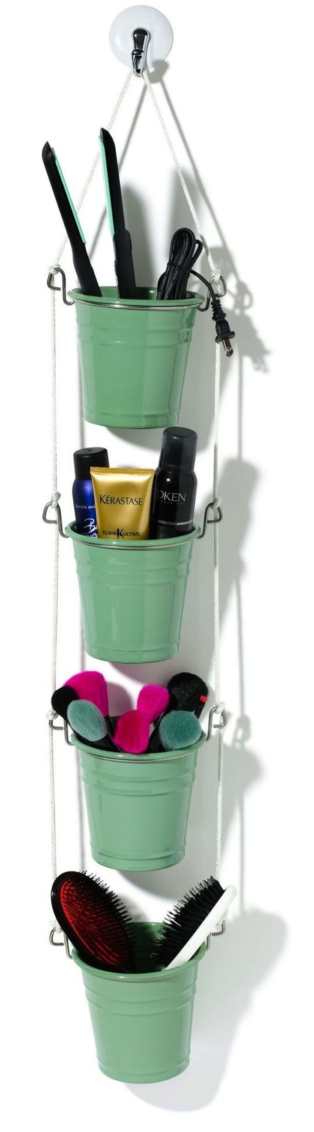 Hanging buckets